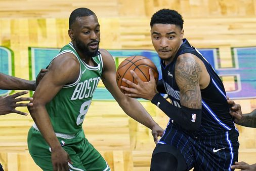 After missing four straight games, Kemba Walker (32 points) helps Celtics rout Magic - The Boston Globe
