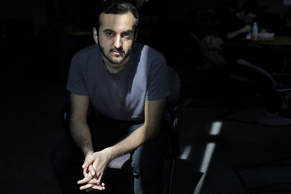 """""""I generally try to reason out why I am stressed and work my way to eliminate the stressor,"""" said MIT senior Abdullah Alsaeed."""