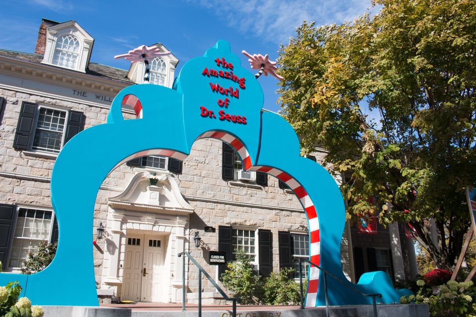 The Amazing World of Dr. Seuss Museum in Springfield recently removed a mural featuring an image of a Chinese character that plays into an archaic stereotype.