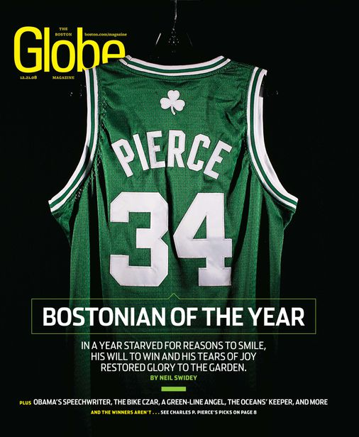 The Survivor: Paul Pierce