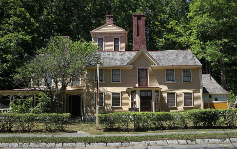 Once home to some of Concord's famous authors, The Wayside has reopened after major renovations.