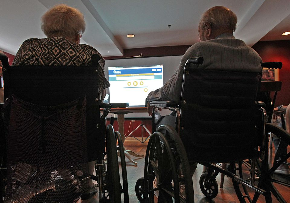 Senior housing with health care services will be out of reach for more than half of middle-income Americans over 75 years old in the coming decade, according to a new study.