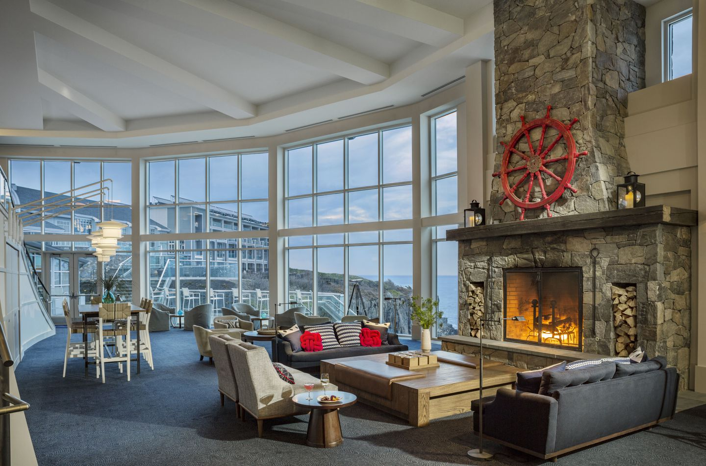 Seven New England Inns Where You Can Enjoy Luxury For Less In The