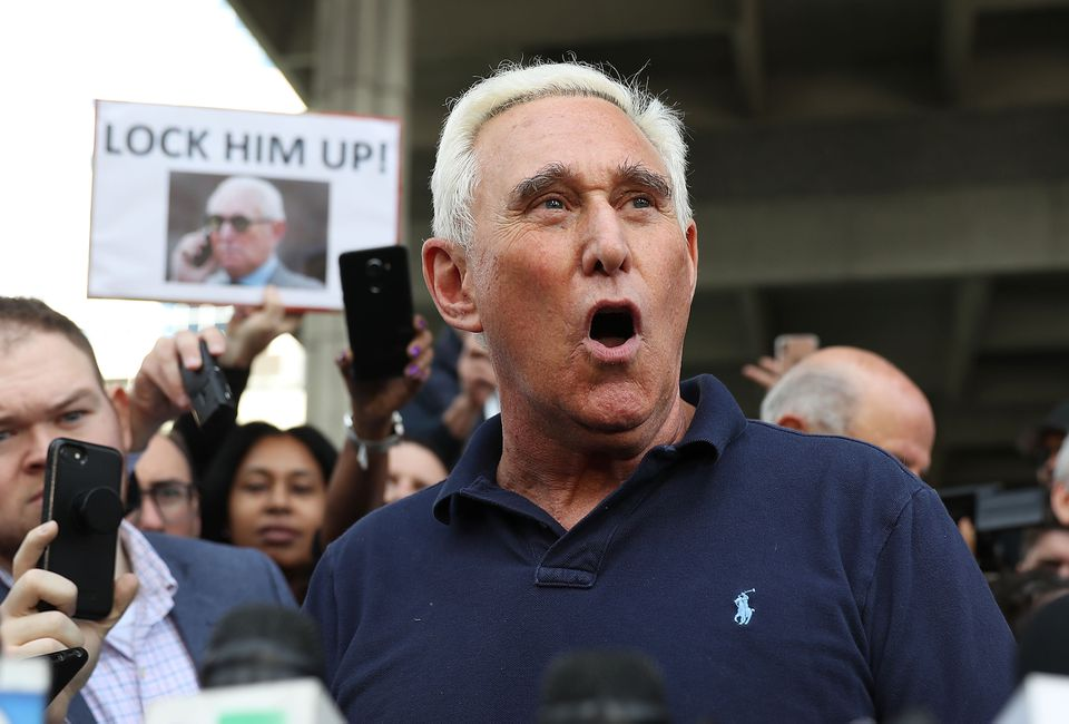 Roger Stone, a longtime adviser to Donald Trump, now has limits on what he can say about his court case in public.