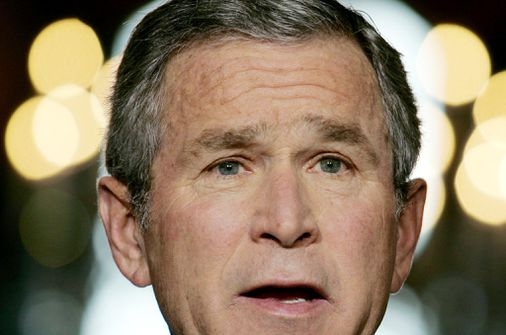 The wholly undeserved rehabilitation of George W. Bush - The Boston Globe