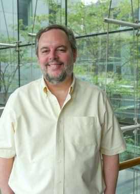 Harvard geneticist Stephen Elledge won a Lasker Award.