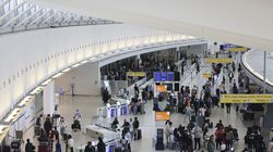 Travelers inside Terminal 5 at John F. Kennedy International Airport in New York. The number of people flying has risen relatively steadily since January, according to the Transportation Security Administration.