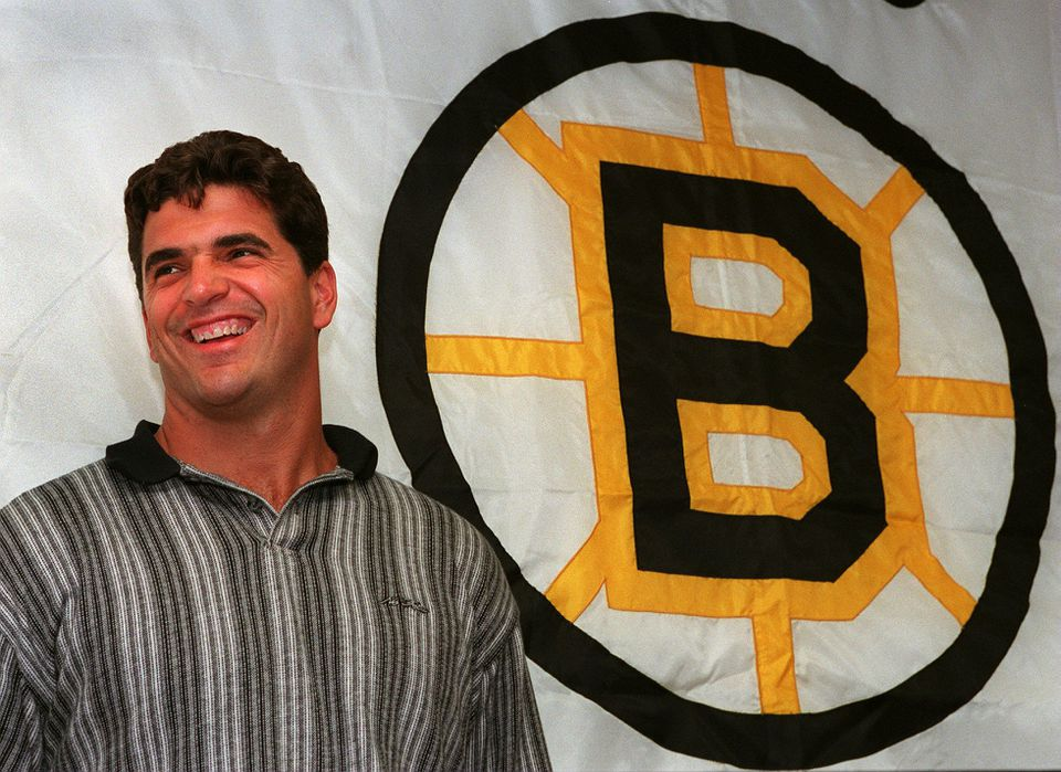 Stevens was acquired by the Bruins in August 1995, but was traded to Los Angeles five months later.