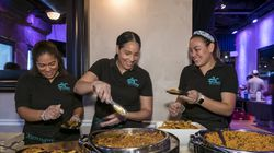 The Dominican restaurant Merengue took part in the sixth annual A Taste of Ethnic Boston in 2019.