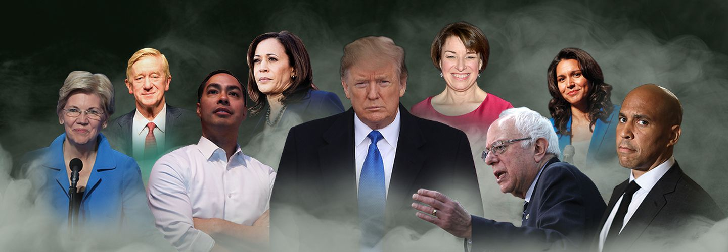 republican party candidates 2020