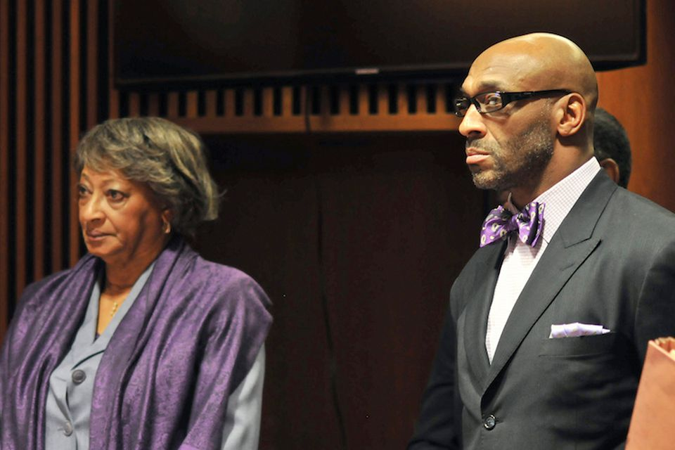 On Jan. 21, Irving Fryar and his mother pleaded not guilty of conspiring to steal more than $690,000 in a mortgage scam.
