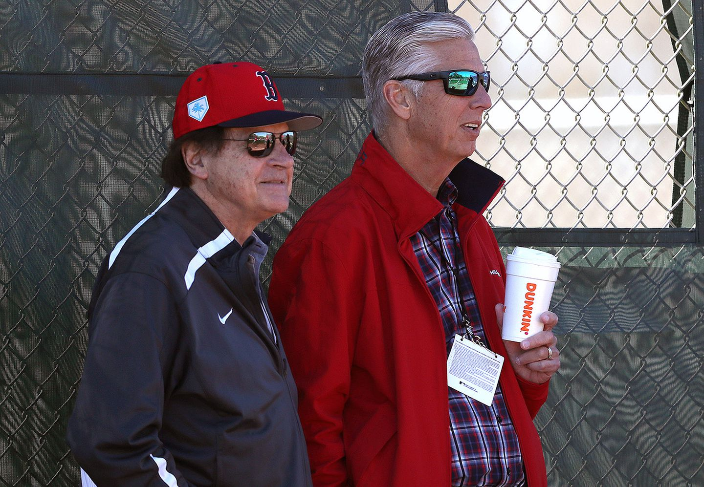 Tony La Russa Clears Air On Dave Dombrowski Firing And Other Baseball Thoughts The Boston Globe