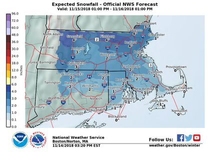 These maps show how much snow Machusetts could get in ... on mass map, sc map, or map, florida map, ri map, ms map, usa map, az map, va map, massachusetts map, nm map, md map, p.e.i map, nh map, mr map, boston map, tx map, ae map, new hampshire map, mn map,