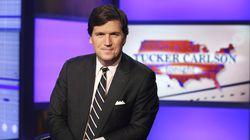 Fox News host Tucker Carlson.
