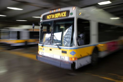 Working as a Bus Driver at MBTA: Employee Reviews   Indeed.com