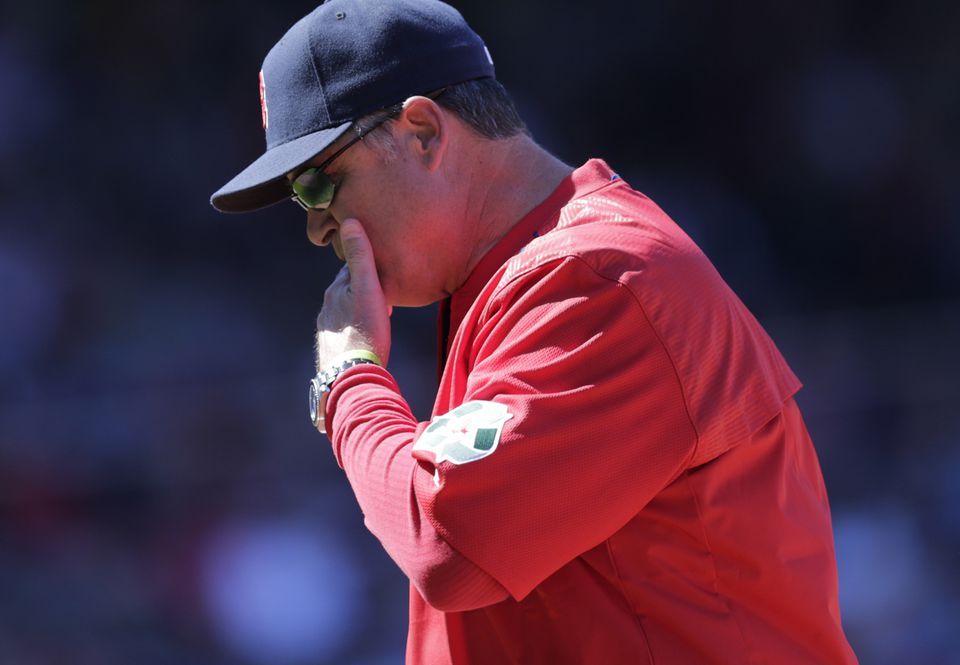 It's not unprecedented for a manager to be fired this early in a season, but it would seem to be a little unfair in John Farrell's case.
