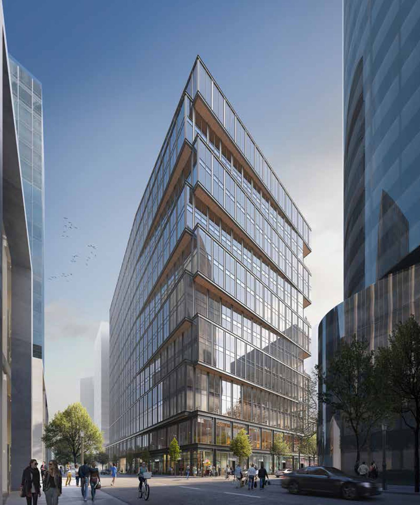 Amazon First Company: Here's A Look At Amazon's New Building In Boston's Seaport