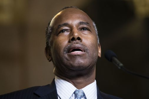 HUD Secretary Carson's Wife Weighed In On Redecorating