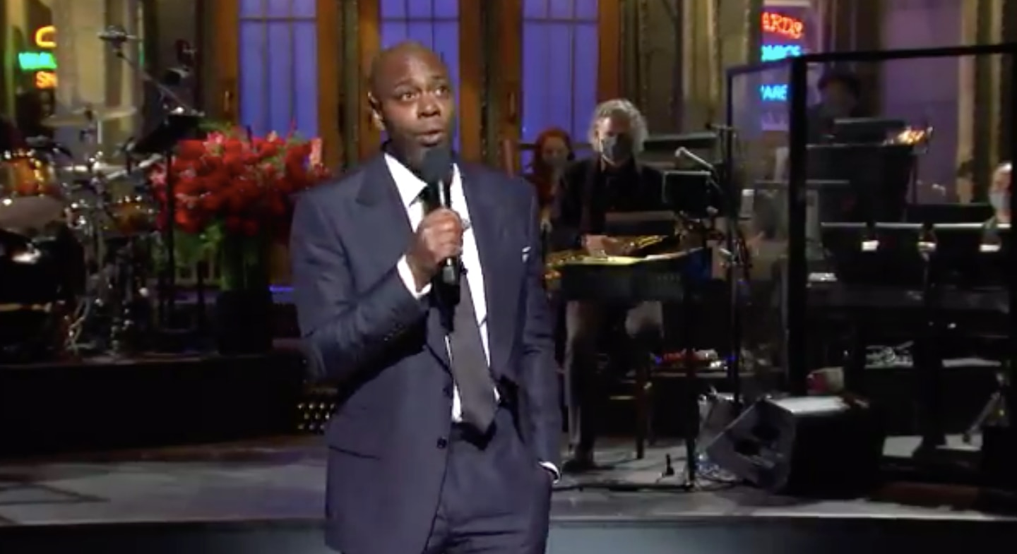 pretty incredible day watch dave chappelle s opening monologue on snl the boston globe pretty incredible day watch dave