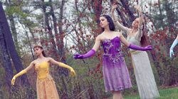 """A new streaming production of  """"Sleeping Beauty,"""" a collaboration between Cambridge Symphony and City Ballet of Boston, premieres May 23."""