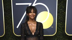 """Halle Berry (pictured at the Golden Globe Awards in 2018) will star in """"The Mothership."""""""