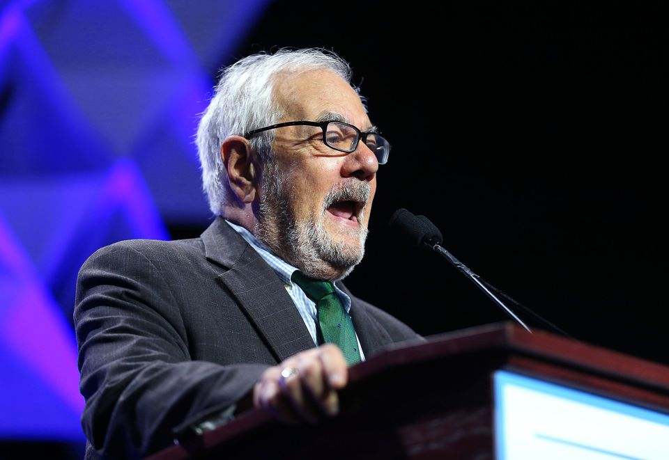 Former US Represenative Barney Frank supported marijuana legalization when he was a state representative in the early 1970s.