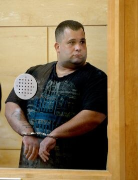 Jason Gentry, who was released on $1,000 bail, faces charges of animal cruelty and killing an animal.