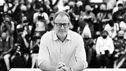 """Tom McCarthy, director of """"Stillwater,"""" earlier this month at the Cannes Film Festival."""