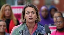 Boston mayoral candidate Annissa Essaibi George.