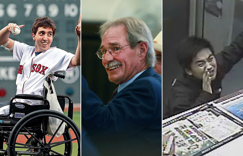 Jeff Bauman, David Henneberry, and Dun Meng all helped officials with the investigation into the Marathon bombing.