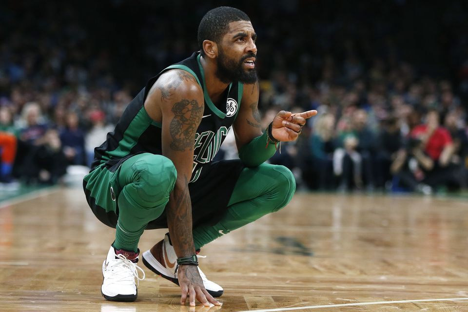 d9a9614f5c91 Kyrie Irving s focus is on more than just basketball - The Boston Globe