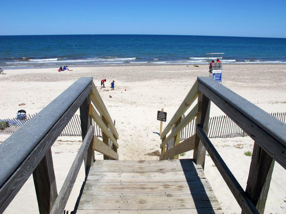Sandy Neck Beach.