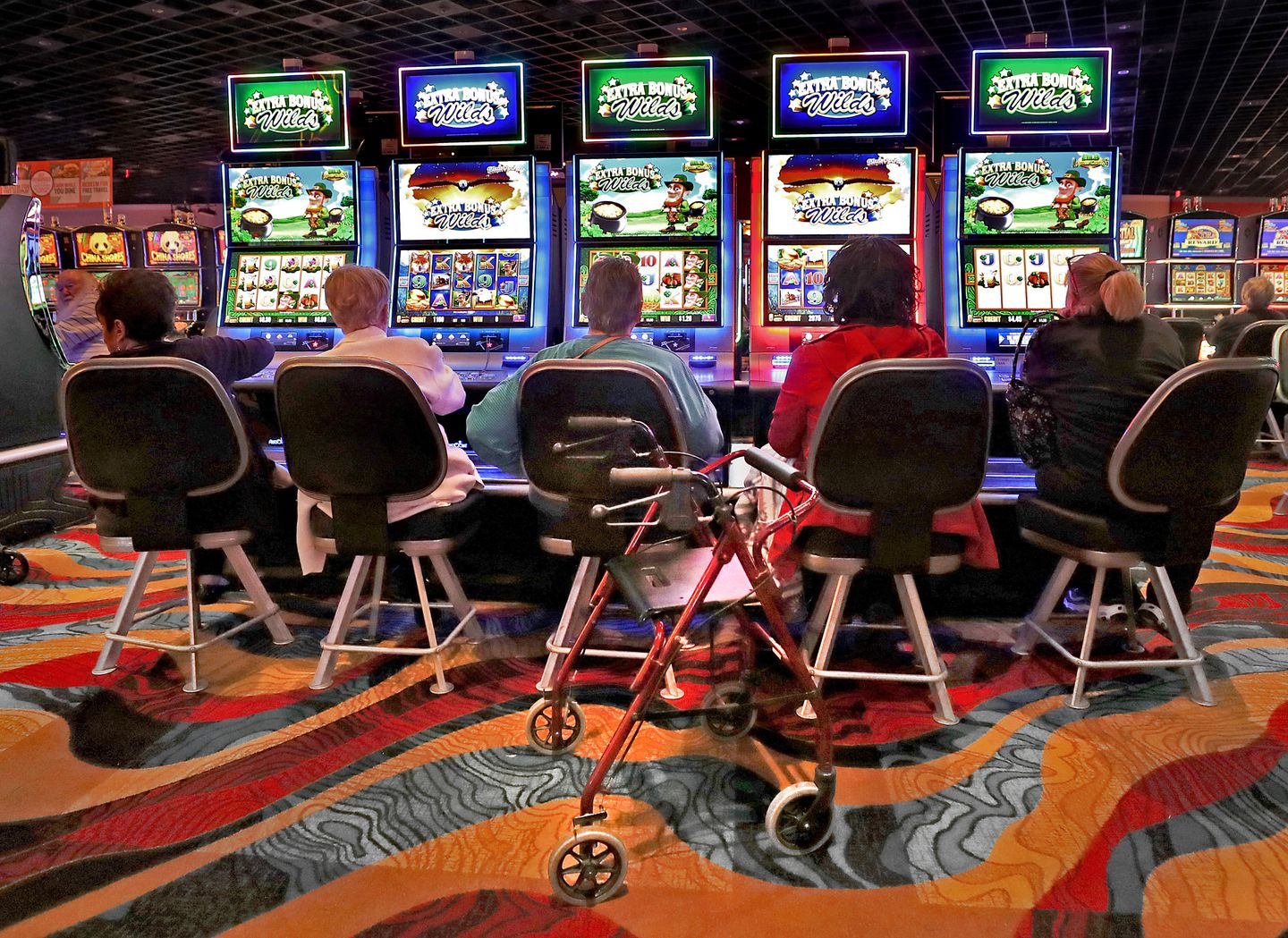 Slot Machines Effects Of Gambling