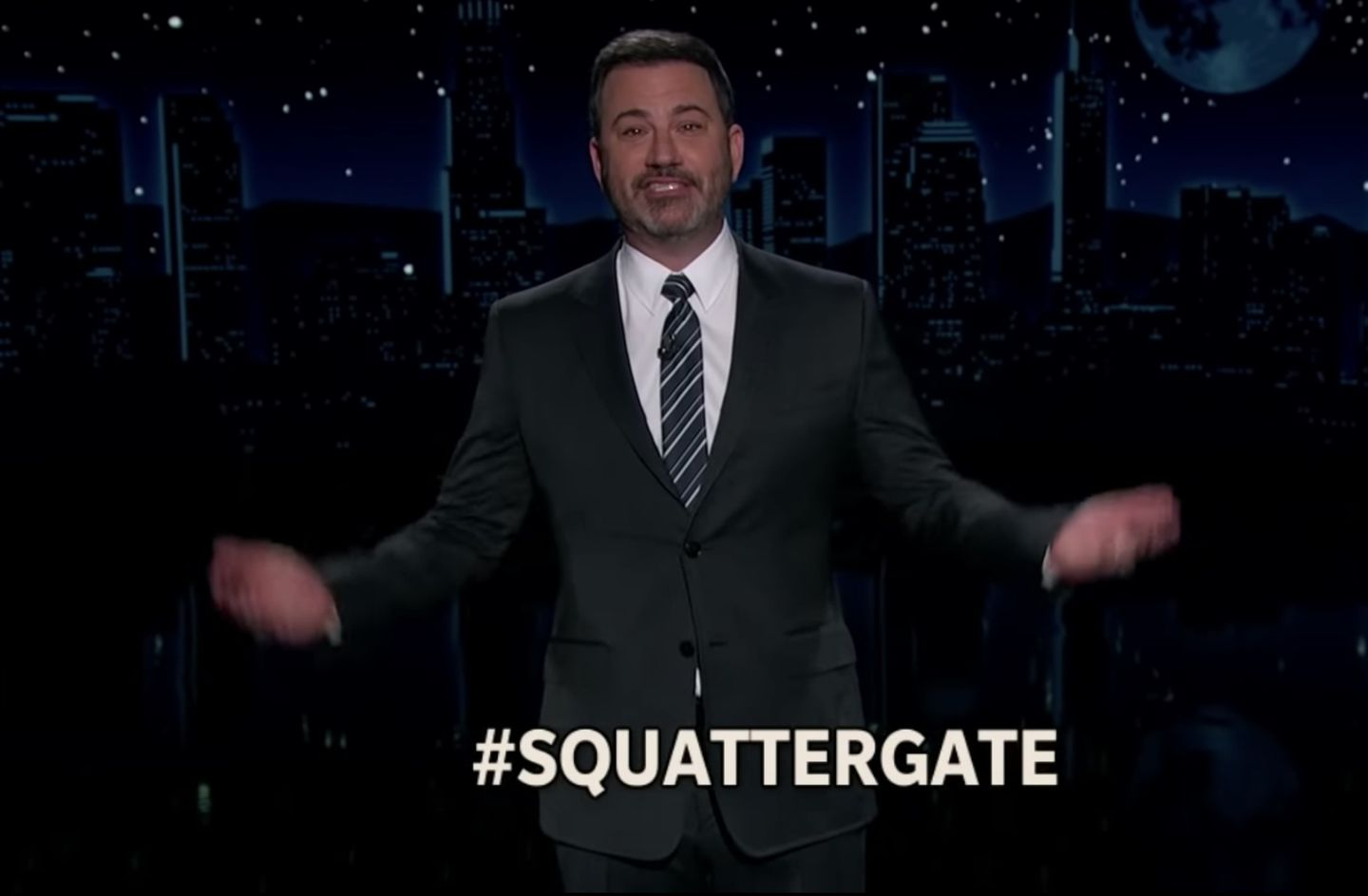 Day 20 Of Squattergate Kimmel Other Late Night Hosts Weigh In On Continuing Election Saga The Boston Globe Read the latest headlines, news stories, and opinion from politics, entertainment, life, perspectives, and more. late night hosts weigh