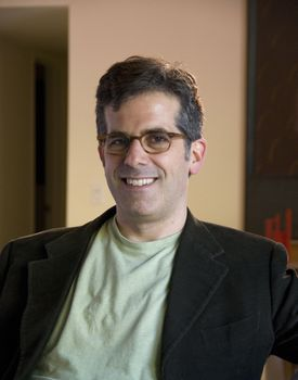 """Jonathan Lethem, author of """"The Ecstasy of Influence."""""""