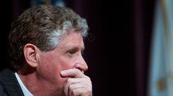 Rhode Island Governor Dan McKee.