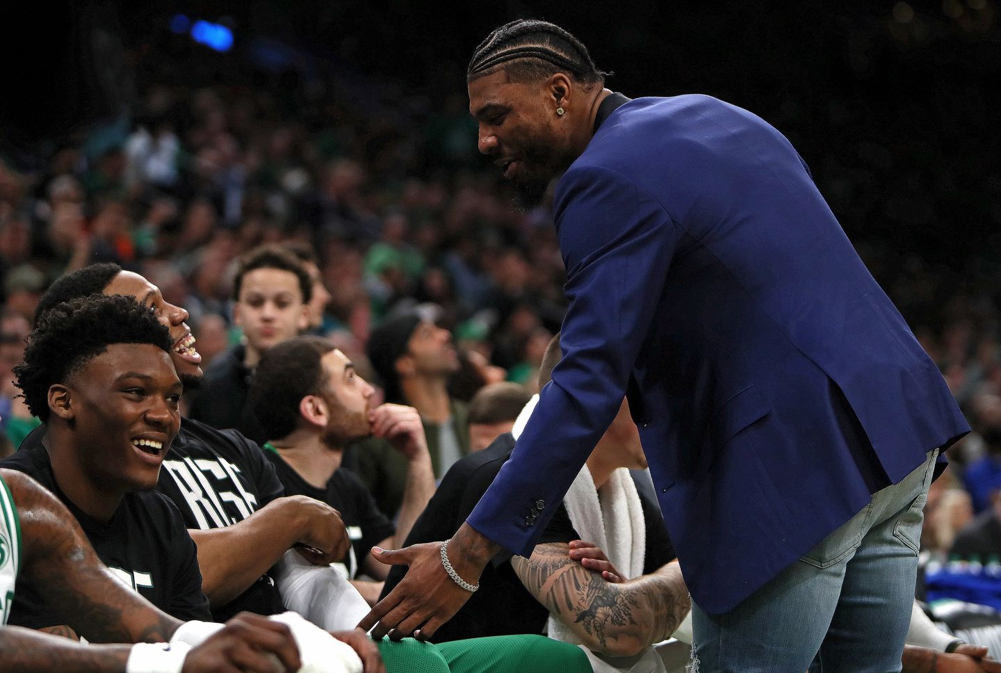 Kendrick Perkins rips Celtics' Kyrie Irving: 'He was just a bad leader'