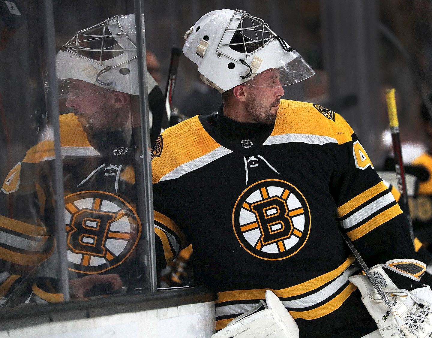Do the Bruins have the goaltending to win the Stanley Cup? - The ...