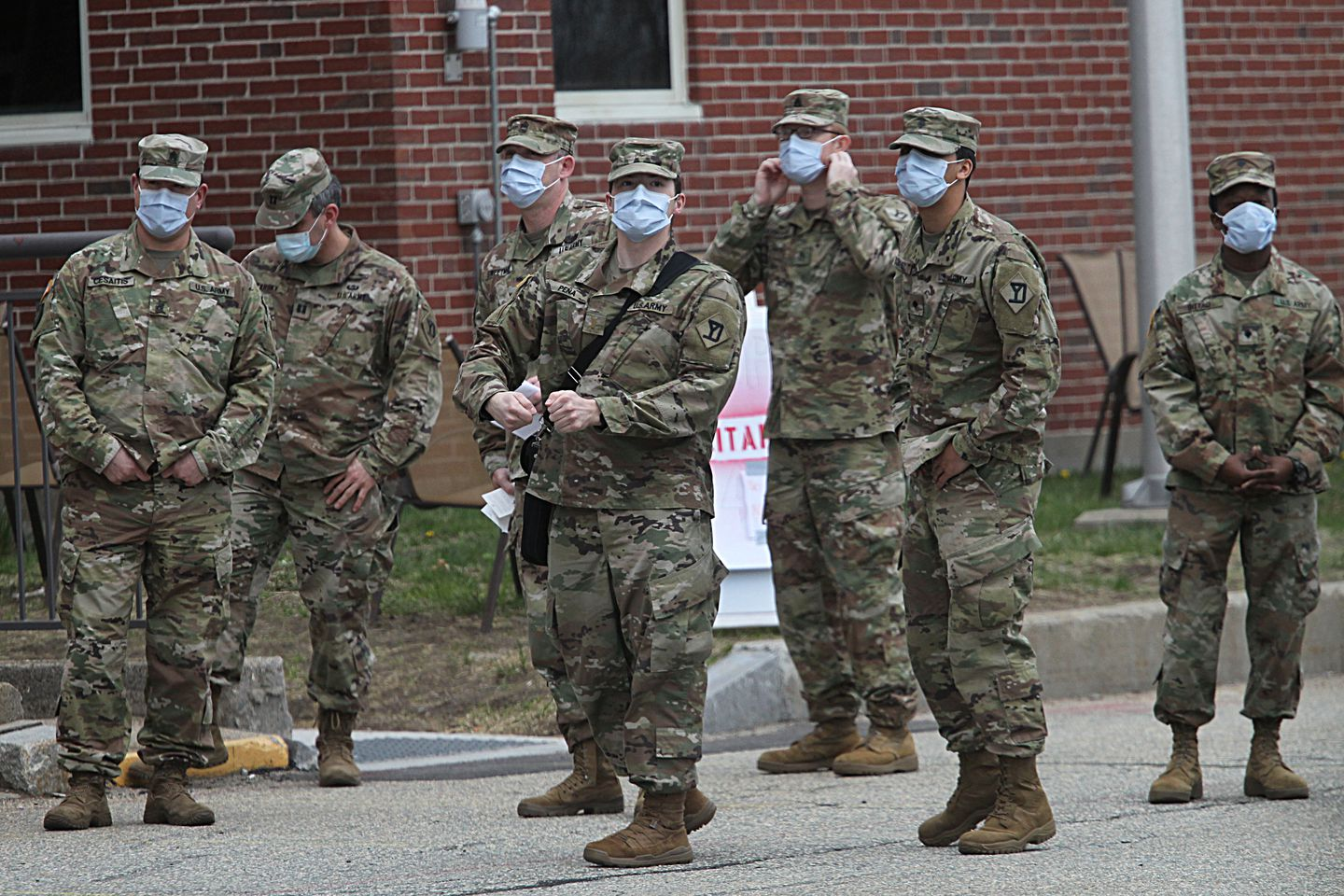 Nurses say the crisis has deepened despite the efforts of the National Guard.