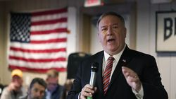 Former Secretary of State Mike Pompeo.
