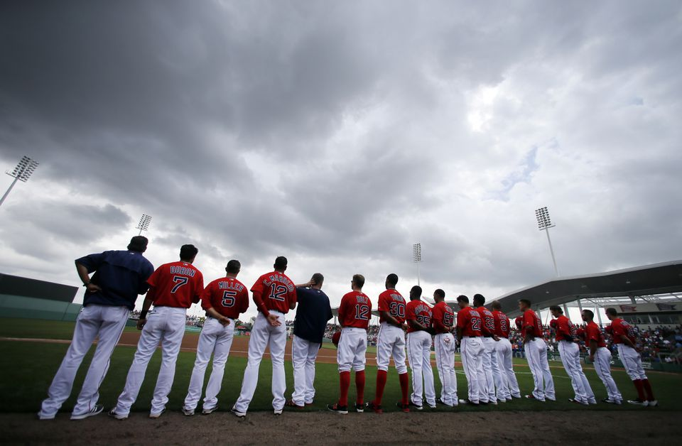 If the Red Sox come together and the younger players carry the day, they might be the team to beat in the AL East.