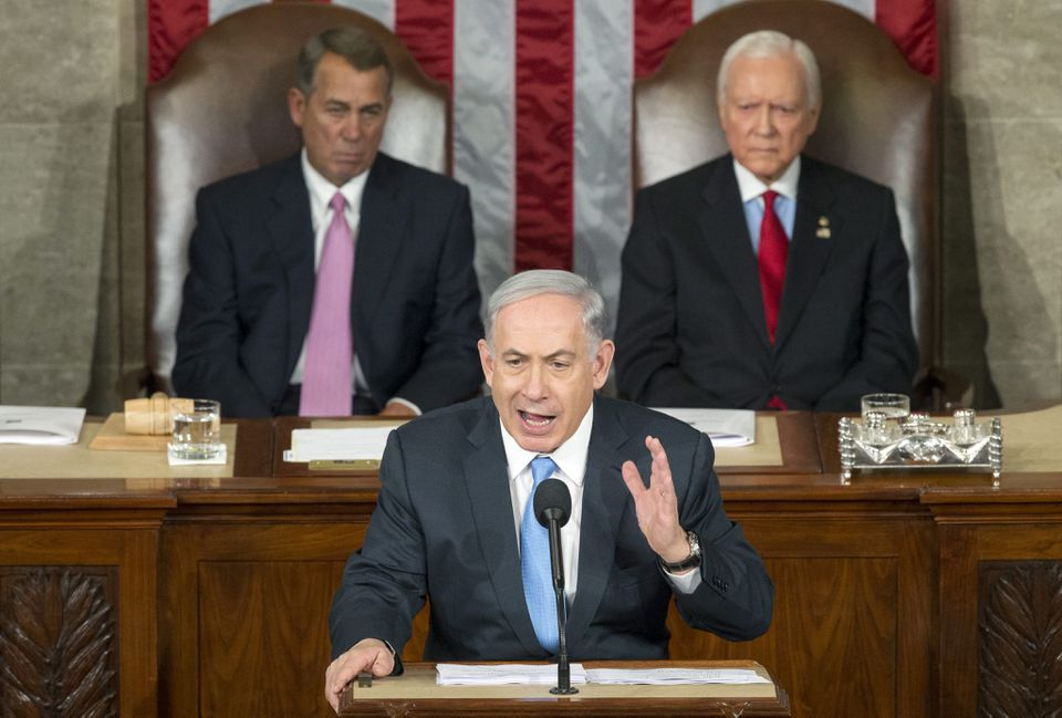 Israel's Prime Minister Benjamin Netanyahu addressed a joint session of Congress in which he spoke against ongoing nuclear talks with Iran.