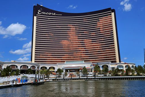 Why would Wynn consider selling its Everett casino when it's so close to opening?