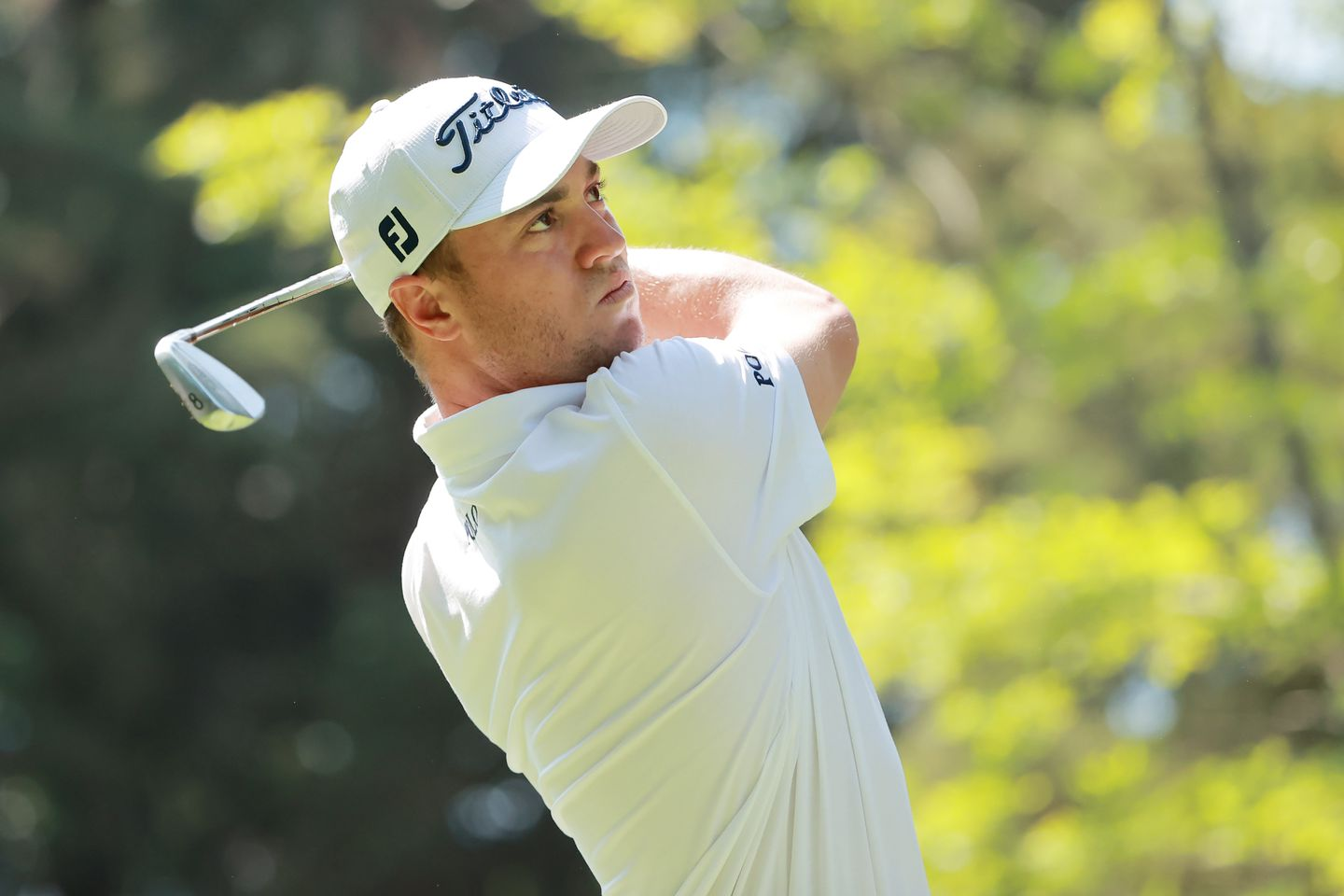 Justin Thomas Leads Mexico Championship By One The Boston Globe