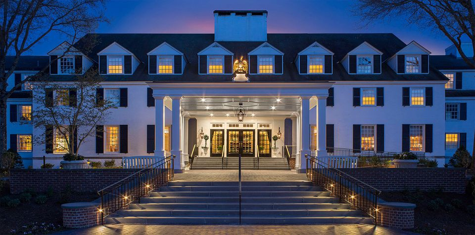 The Woodstock Inn & Resort has connected with local outfitters offering a variety of fun excursions.
