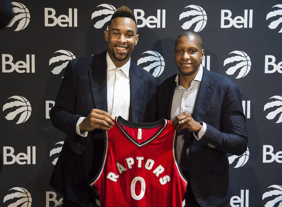 Jared Sullinger agreed to a one-year contract with the Raptors.