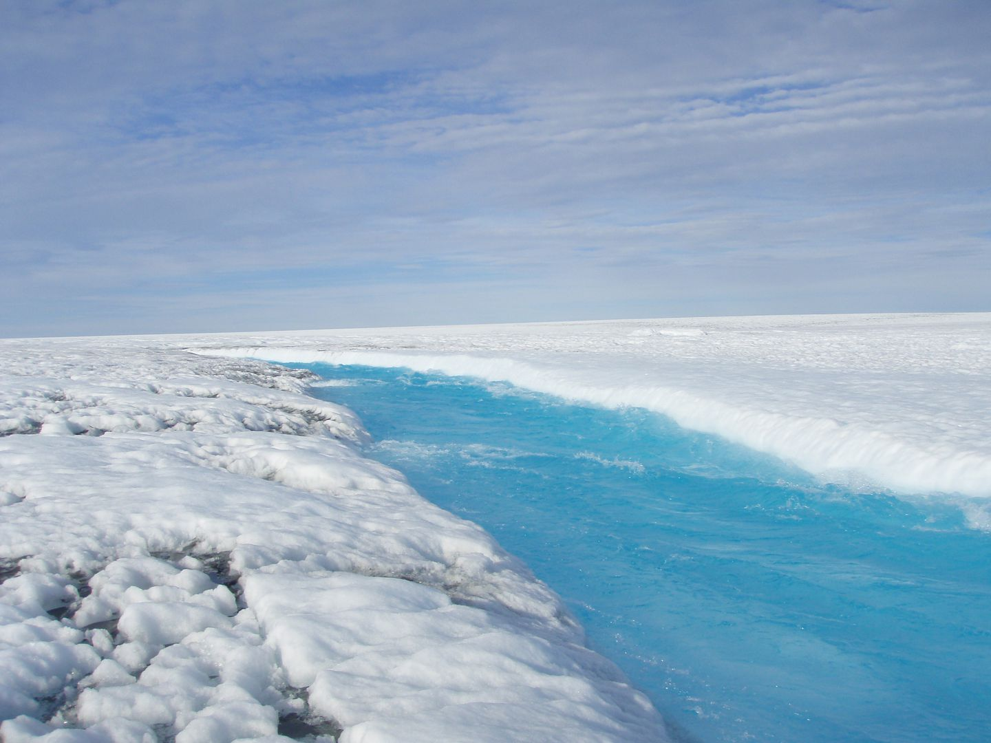 Greenland ice sheet is melting more than it has in ...