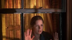 "Amy Adams in ""The Woman in the Window."""
