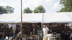 The Brimfield Antique Flea Market takes place from July 13 to 18.