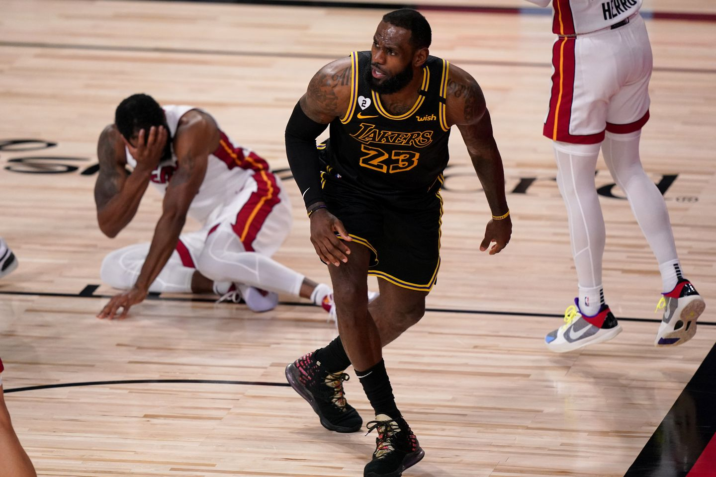 The Heat Are Just Trying To Avoid A Sweep Because Their Fate In The Nba Finals Appears Inevitable The Boston Globe